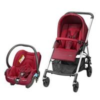 Bebe Confort Streety 3 Seyahat Sistem Bebek Arabası / Robin Red