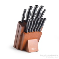 Schafer 12 Parça Bıçak Seti (41749)