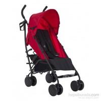 Soo Baby Juno Rosso Baston Lüx Bebek Arabası