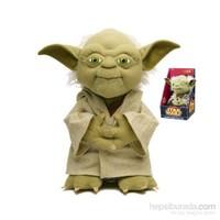 Star Wars Yoda Konuşan Peluş 23 Cm