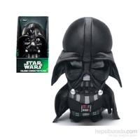 Star Wars Darth Vader Konuşan Peluş 23 Cm
