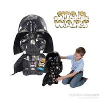 Star Wars Konuşan Dev Darth Vader Peluş 60 Cm