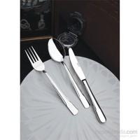 Yetkin Akdeniz 12 Adet Yemek Bıçağı - Saten