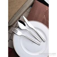 Yetkin Elit 12 Adet Yemek Çatalı - Sade