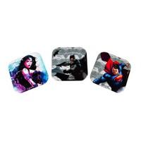 Batman V Superman 3'Lü Bardak Altlığı