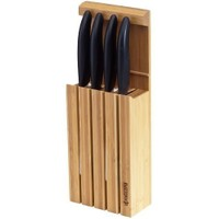 Kyocera Seramik Bamboo Bıçak Seti 5 Parça 4Whbk