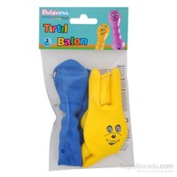 Tırtıl Balon (2 Ad)
