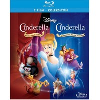 Cinderella 2+3 (Blu-Ray Disc)