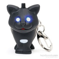 Led Anahtarlık Kedi