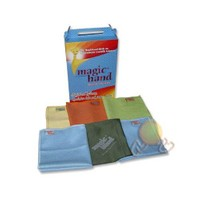 Magichand Microfiber Genel Temizlik Bezi 6lı