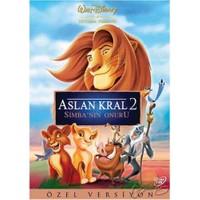 The Lion King 2: Sımbas PRide (Aslan Kral 2: Simbanın Onuru) ( DVD )
