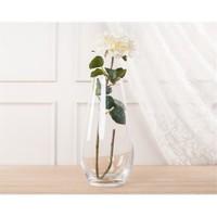 Madame Coco Dekoratif Yapay Çiçek Beyaz Gül