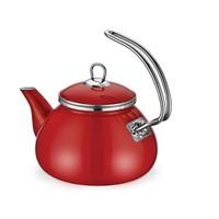 Schafer Praktisch Kettle Çaydanlık Kırmızı