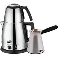 Goldmaster Keyfişahane Çay Kahve Makinesi Gm-7322S