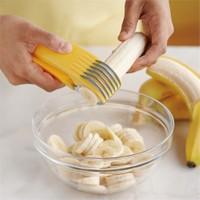 Buffer Banana Slicer Muz Dilimleyici