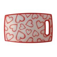 Kalpli Plastik Kesme Tahtası
