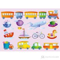 Dekorjinal Çocuk Sticker Kd57