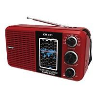 Kamal Km-911 Usb+Sd Şarjlı Mp3 Çalar Radyo