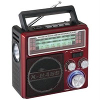 Kamal Km-861 Mp3 Çalar Şarjlı Radyo