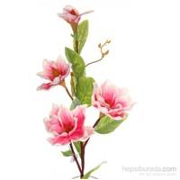 Yedifil Lily Pembe Yapay Çiçek 1 Alana 1 Bedava