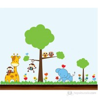 Dekorjinal Çocuk Sticker Ncc30