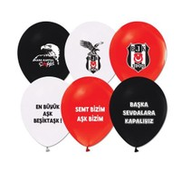 Parti Şöleni Beşiktaş Balon