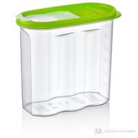 Plastik 3 No Erzak Kabı(1,7Lt)6 Lı