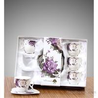 Cvs Dn 41001 Nb Porselen Türk Kahve Takımı