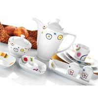 Noble Life Fresh 43 Parça Porselen Kahvaltı Takımı - 11139
