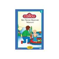 Caillou - Ben Hemen Büyümek İstiyorum (24 Bölüm 2 DVD)
