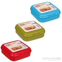 Cosıness Sandwıch - Gıda Saklama Kutusu