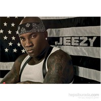 Young Jeezy Flag Maxi Poster