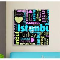 İstanbul Tablo Saat