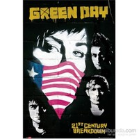 Green Day Protest Maxi Poster