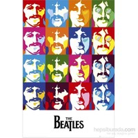 The Beatles Sea Of Colours Maxi Poster