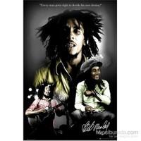 Bob Marley Destiny Maxi Poster