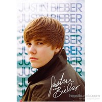 Justin Bieber Water Maxi Poster