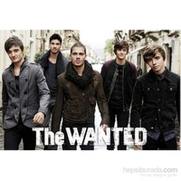 The Wanted Band Maxi Poster