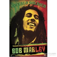 Bob Marley Buffalo Soldier Maxi Poster