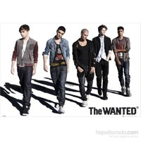 The Wanted Walking Maxi Poster