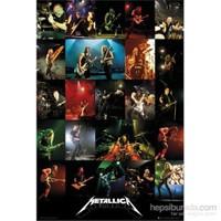 Metallica Live 2012 Maxi Poster
