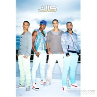 Jls Rooftop Maxi Poster