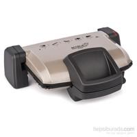 Arnica Marmaris 4000 Çift Kullanımlı Plaka Izgara Tost Makinesi