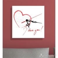 Kanvas Saat Love You