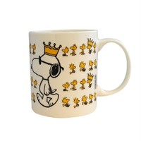 Snoopy Porselen Kupa