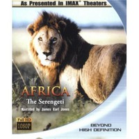 Africa The Serengeti (Afrika Serengeti) (Blu-Ray Disc)