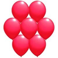 Parti Paketi Kırmızı Renkli Balon 25'Li