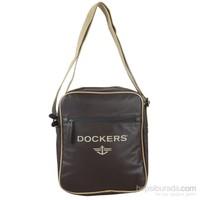 Docker's Erkek Omuz Çantası Kahve 98802,33