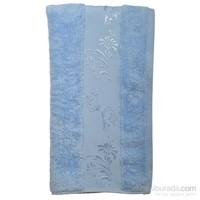 Maisonette Supima Havlu 50 X 90 Cm Mavi