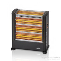 Simfer Nero 2200W Quartz Isıtıcı